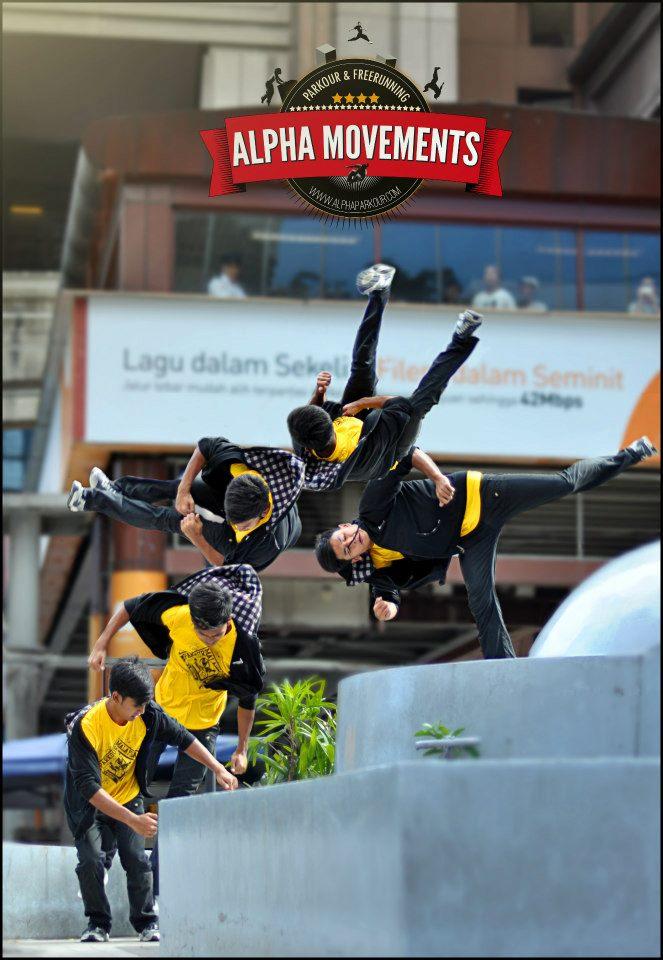 379353 479456855451237 1843947374 n 11 perkara perlu diketahui oleh semua pelatih Parkour di Malaysia