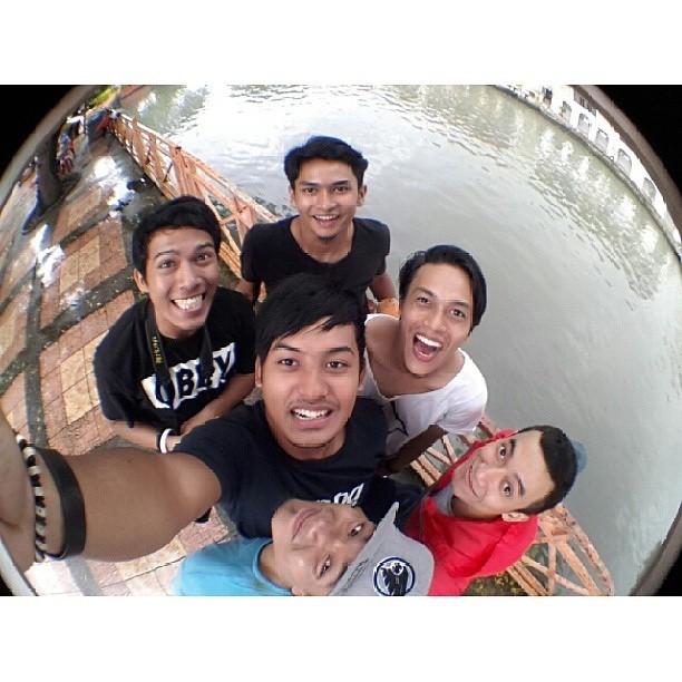 alphas Team Alpha Movements di Melaka bersama Red Bull!