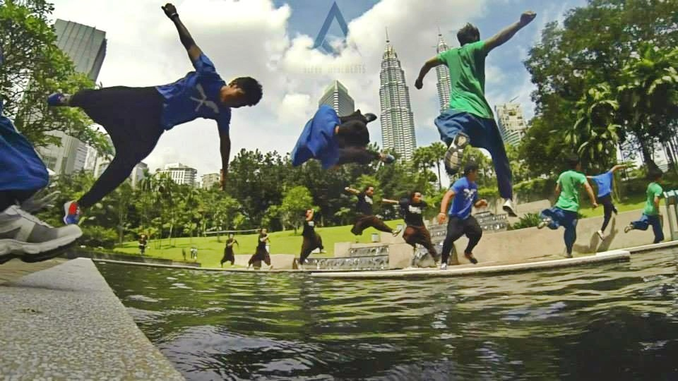 Parkour Malaysia Alpha Movements 10 Dua video baru di dalam Parkour Malaysia scene.