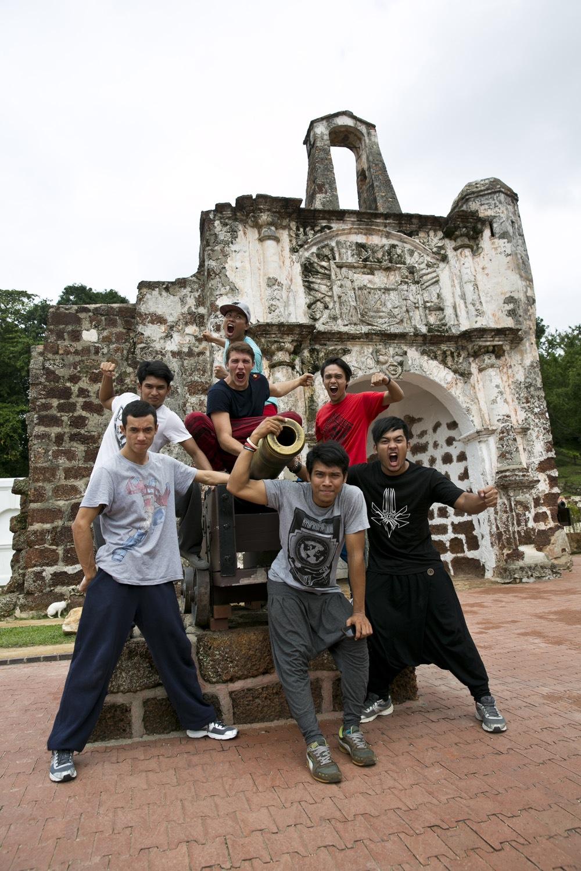 Parkour Malaysia Alpha Movements 9 Dua video baru di dalam Parkour Malaysia scene.