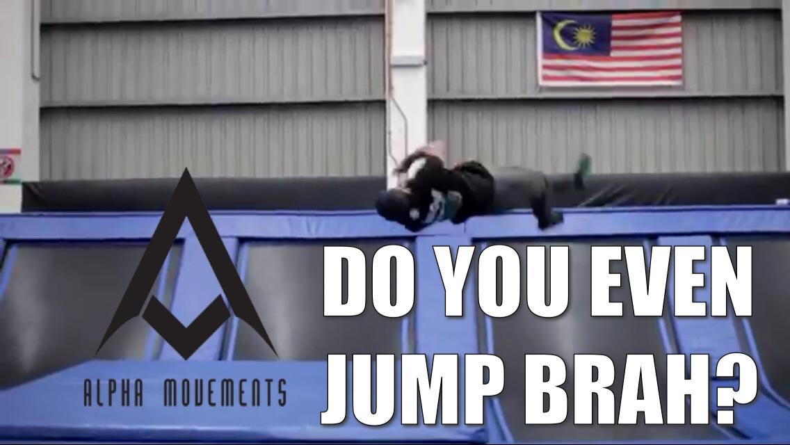 IMG 0825 3 Zafir at the Malaysia trampoline park JumpStreet KL