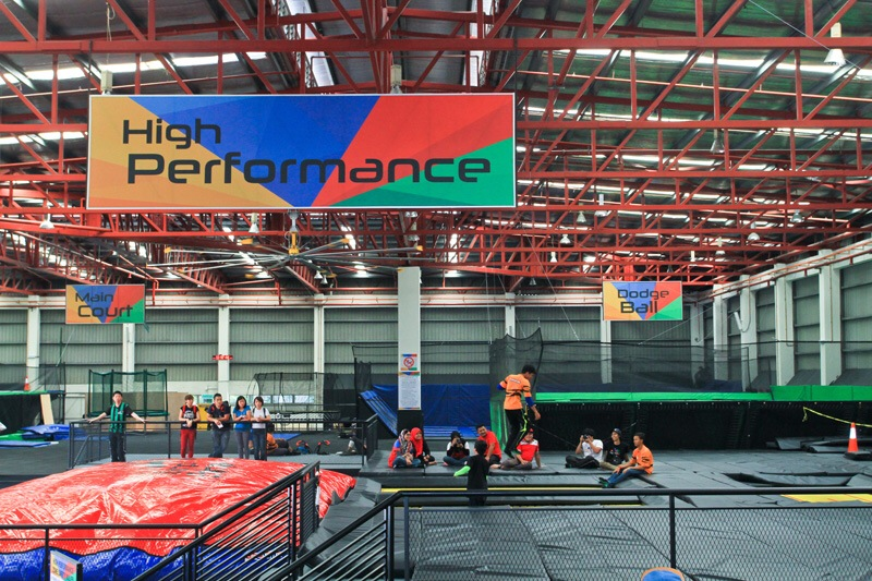 IMG 0892 JumpStreet Asia Malaysia first trampoline park