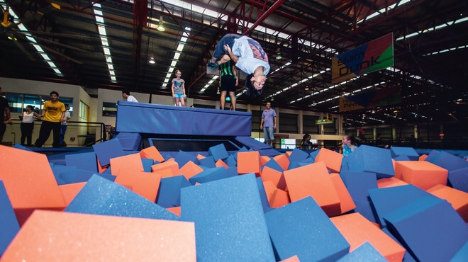 IMG 0893 JumpStreet Asia Malaysia first trampoline park