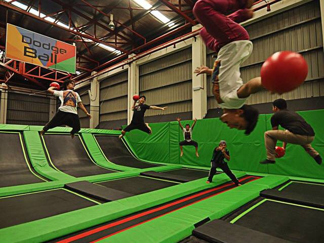 IMG 0894 JumpStreet Asia Malaysia first trampoline park